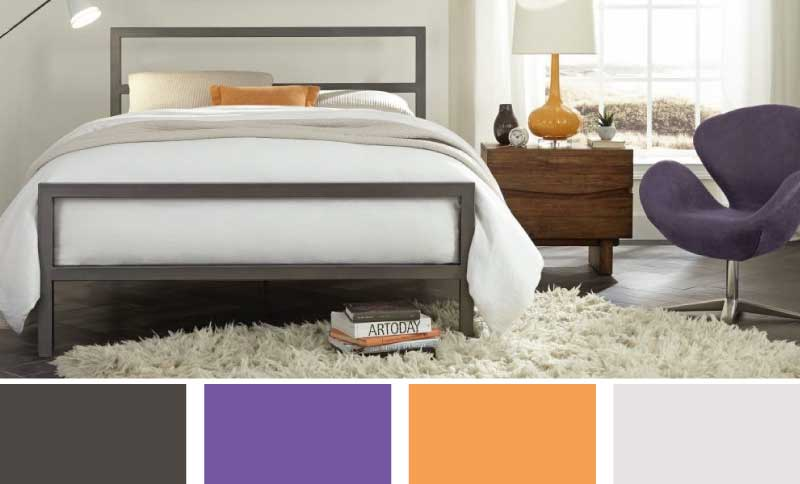 Tips For Choosing The Right Color For Your Bedroom