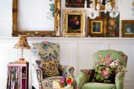 Vintage Interior Designing For Each Room