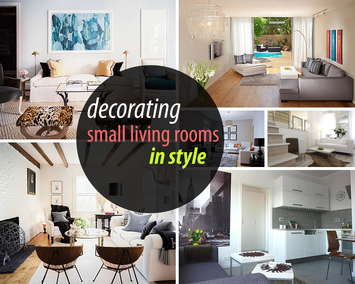20 Decor Ideas For Small Living Space 123 Home Design