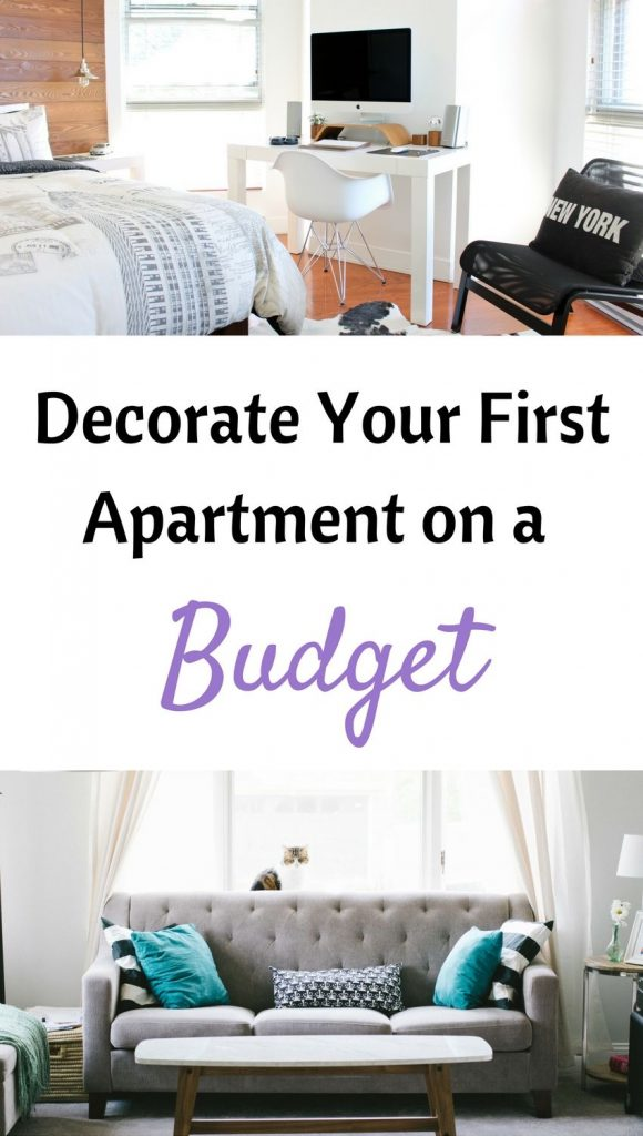 Decorate Your Apartment On a Budget