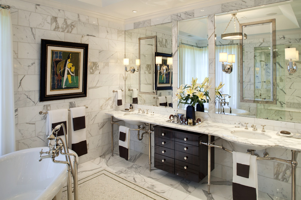 How To Redecorate Your Bathroom In 11 Steps 123 Home Design