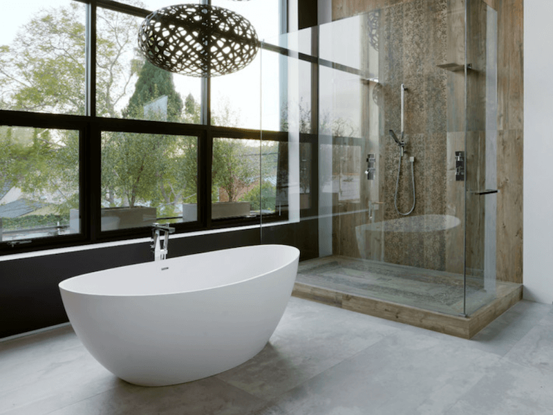 Reasons Why You Should Consider Frameless Shower Doors