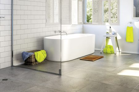 Which Flooring to Choose for the Bathroom?