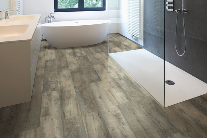 Which Flooring to Choose for the Bathroom? | 123 home design