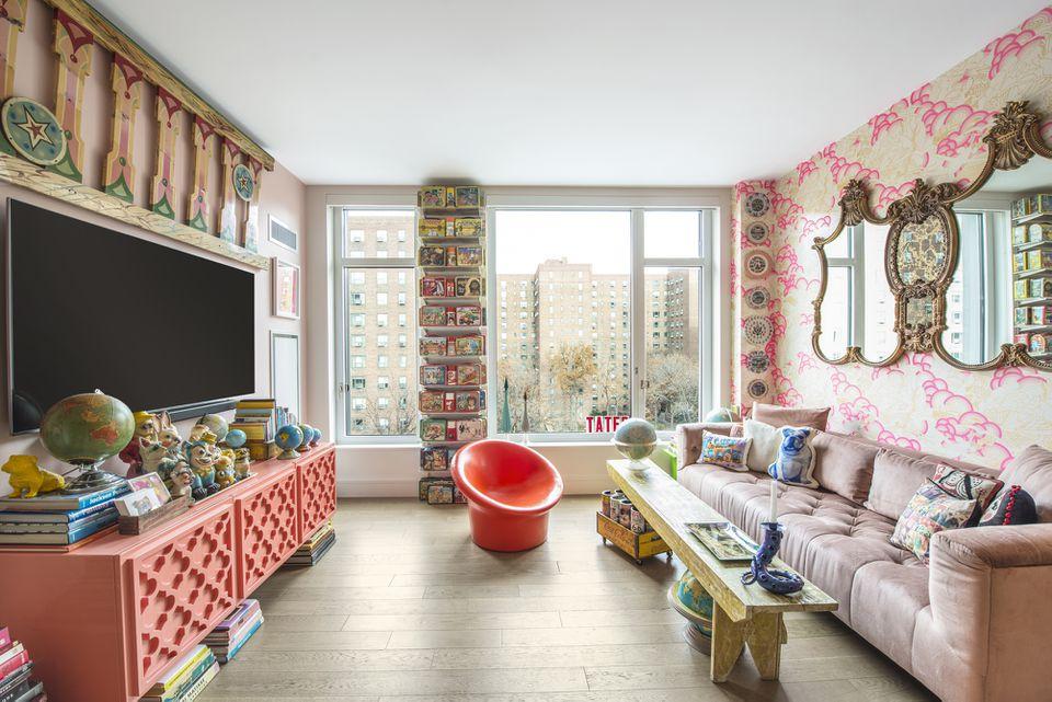 Maximalism in Home Design