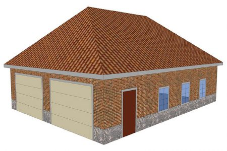 Home Design: Why Choose a Hinged or 4-Sided Roof