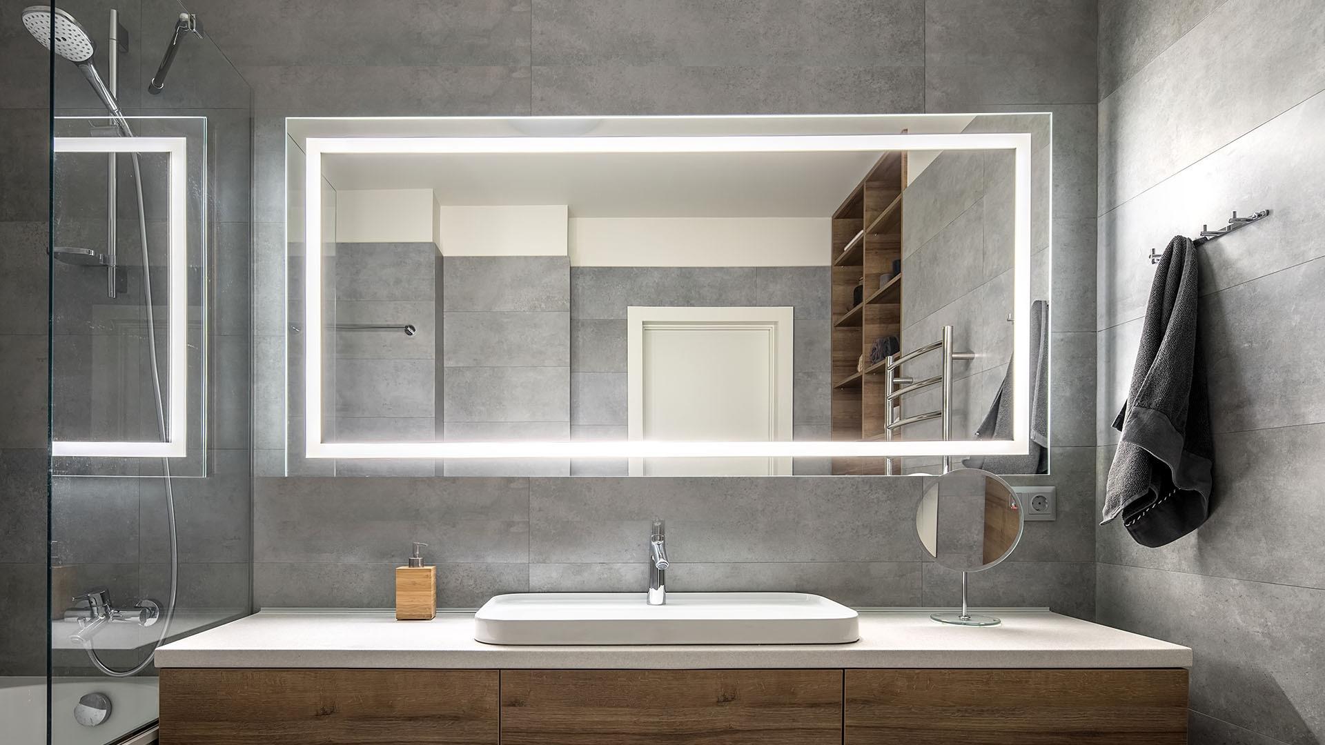 Choosing Your Bathroom Mirror