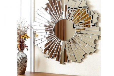 Types of Wall Mirrors to Enhance the Beauty of Your Home