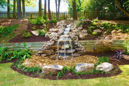 Water Features to Add to Your Landscape Décor