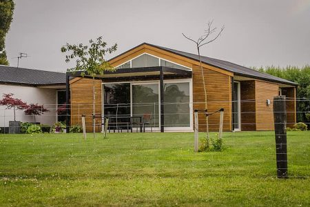 What is a Modular Wooden House