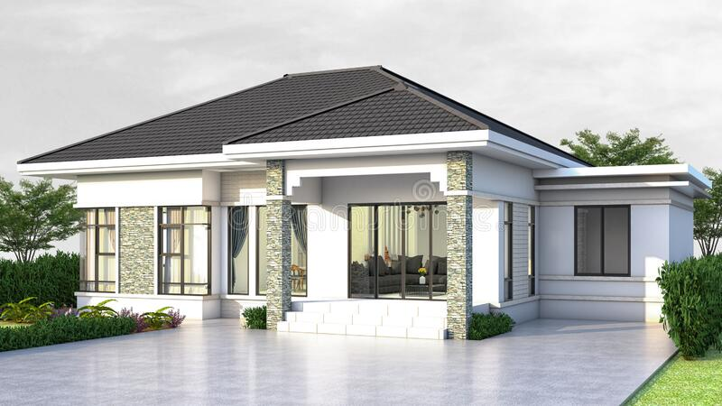 Home Design: Why Choose a One-Storey House
