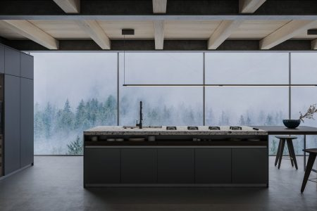 Choosing Waxed Concrete for Your Kitchen