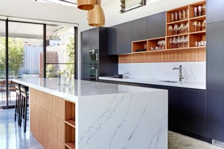Natural Stones: The Great Classics for Kitchen Benchtops