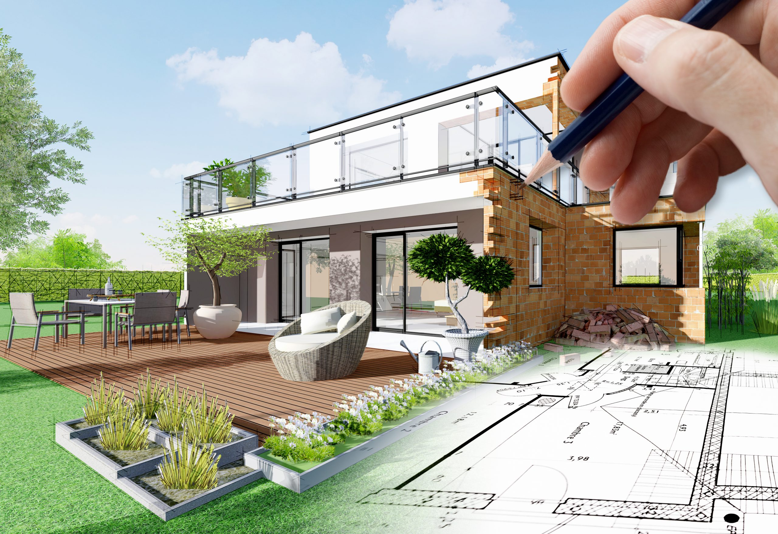 Do You Want to Make Your House Look Like a Villa?