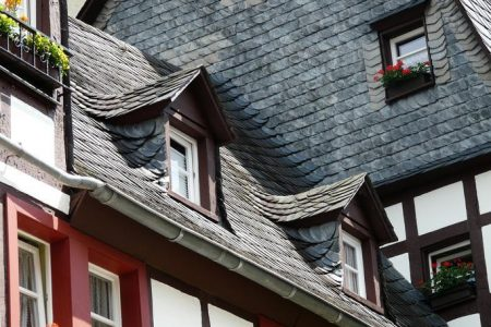 How to Install and Clean a Slate Roof