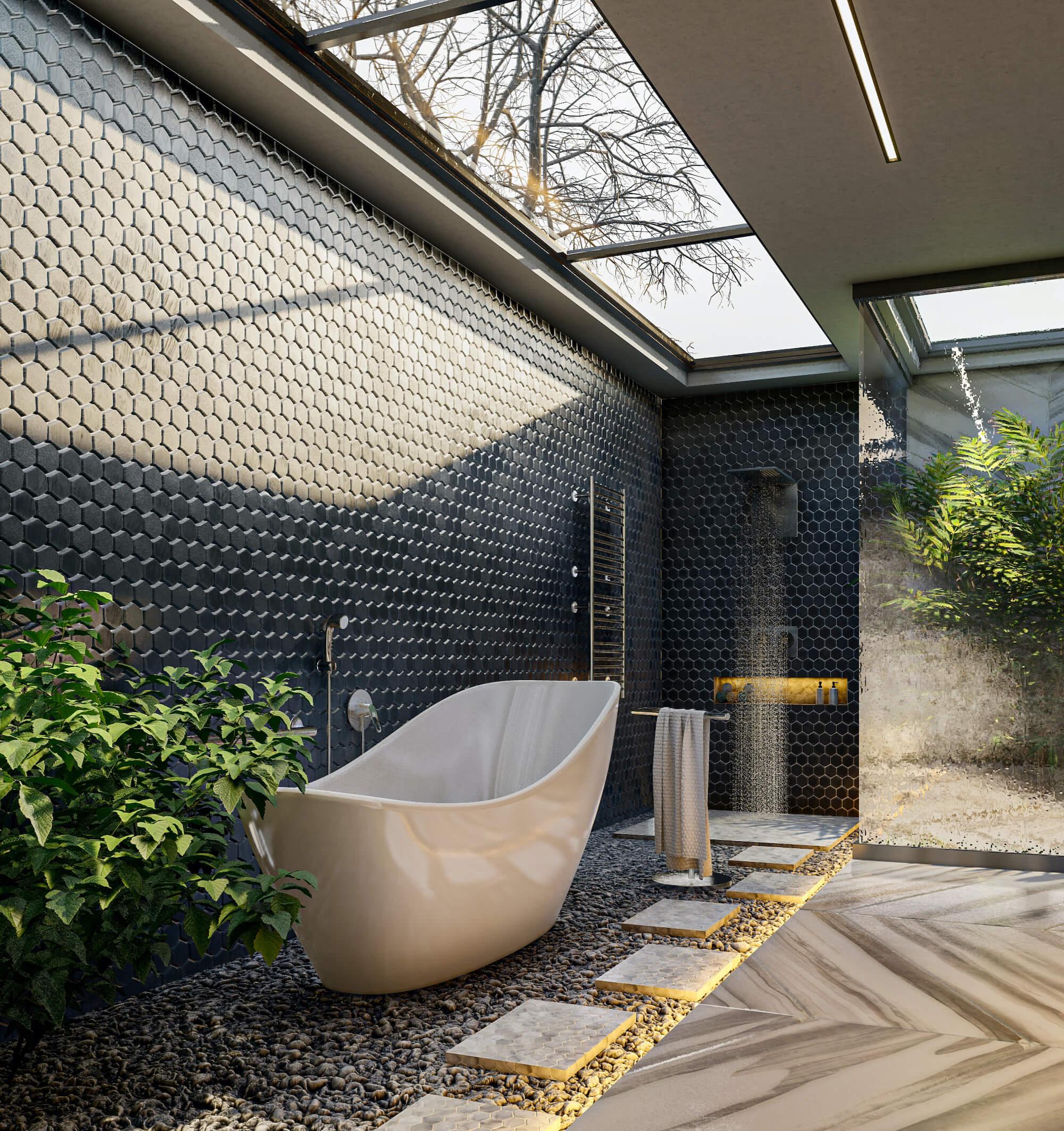 How Can I Make My Bathroom Look More Modern?