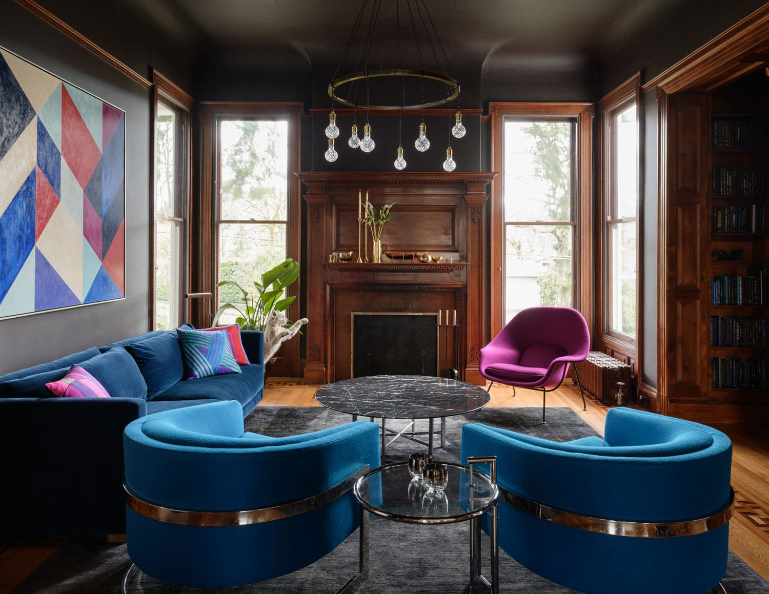 The 80s Are Back: Here's How to Style Your House With 1980s Home Décor Trends
